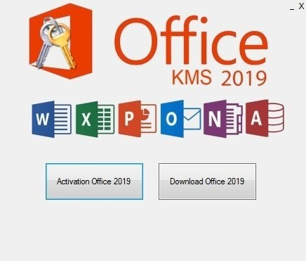 Microsoft Office 2019 Activator By Microsoft Toolkit & KMSPico